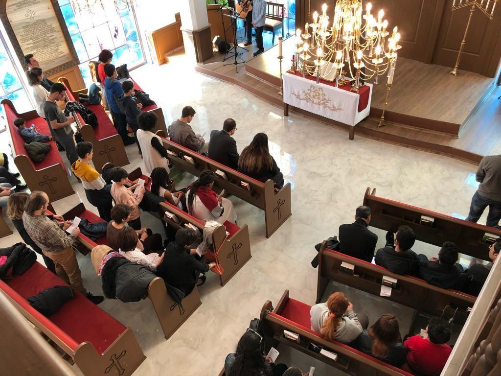 Samsun Kilisesi İbadet hane