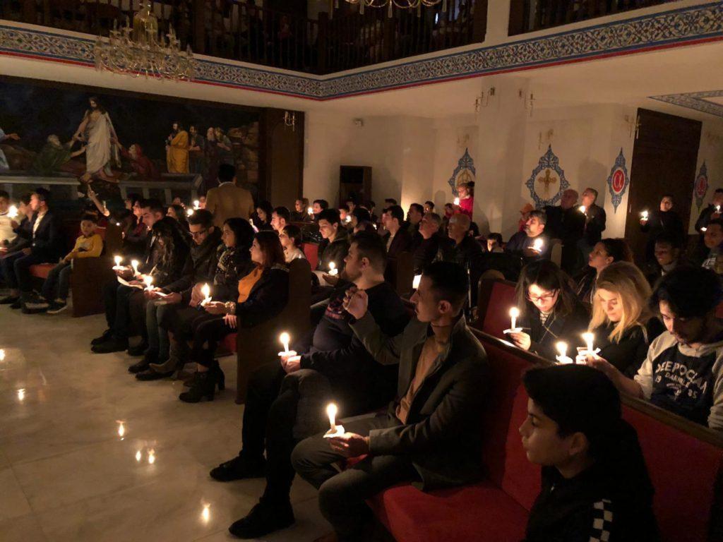 Samsun Kilisesi Fotoğraflar