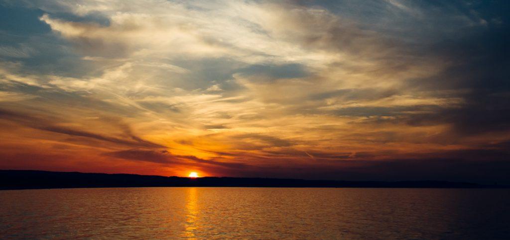 Güneşin Batışı - Güneşin Doğuşu