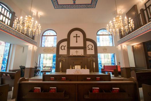 Samsun Kilisesi görüntü