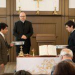 Samsun Kilisesi Rabbin Sofrası