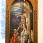 Samsun Kilisesi İsa Mesih Çarmıhta