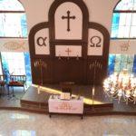 Samsun Kilisesi Kilise İç Görüntü