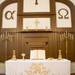 Samsun Kilisesi Kilise Altar