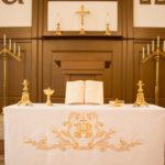 Samsun Kilisesi Kilise Altar2