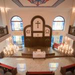 Samsun Kilisesi İbadethane Üst Kat