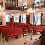 Samsun Kilisesi İbadethane İç Görüntü