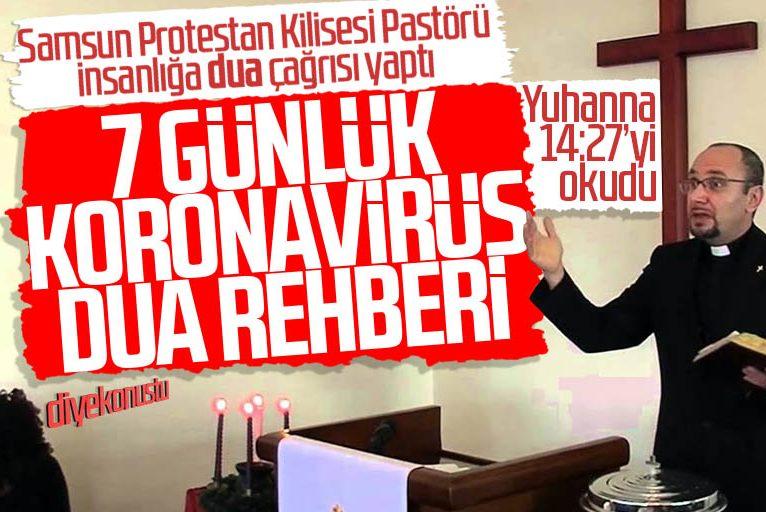 Samsun Protestan Kilisesinden Dua